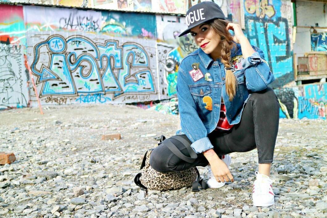 Blogger Kristin Gjelsvik bytter beite.