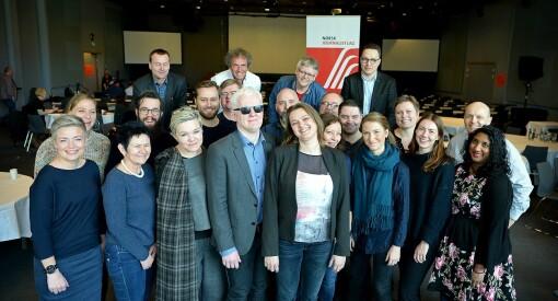 Slik svarer den politiske ledelsen i Norsk Journalistlag på kritikken fra den gamle ledelsen om «Pressens Hus»