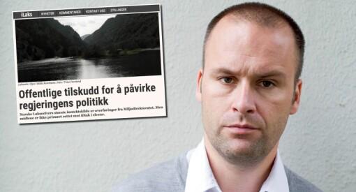 iLaks brøt god presseskikk i omtale av Norske Lakseelvers bruk av offentlige midler