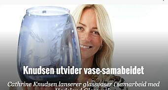 Budstikkas og Botrend felt i PFU for særdeles positiv omtale av glassvaser, med umerkede lenker rett til produsent og nettbutikk