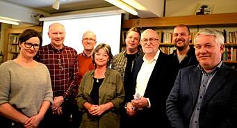 I går gjorde Erik Nord comeback som styreleder i mediebransjen. Her er gjengen som skal styre Fagpressen