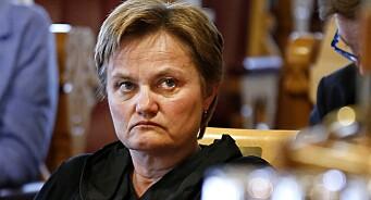 Arbeiderpartiet tar NRKs vekst i midlertidige ansettelser til Stortinget: Rigmor Aasrud krever svar fra kulturministeren