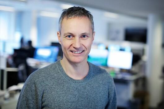 Svein-Erik Hole, Teknisk Ukeblad Media.