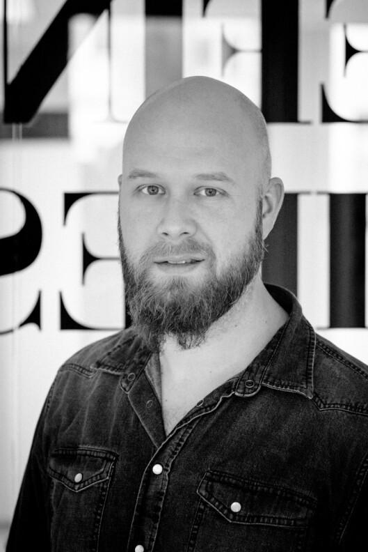 Rådgiver Nils Johan Halvorsen i PR-operatørene.