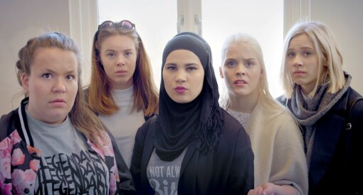 Årets Peer Gynt-pris tildeles NRKs «Skam» og regissør Julie Andem