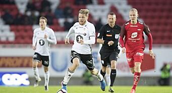 169.000 seere fikk med seg mesterfinalen mellom Brann og Rosenborg onsdag kveld