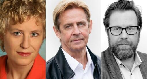 Her er NRKs nye korrespondenter: Disse skal til Bejing, London og Washington