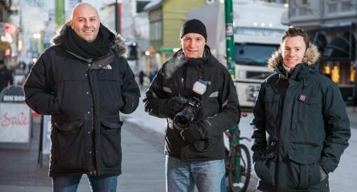 Thor Harald og Eirik brukte nesten to år på den vanskelige og viktige Tysfjord-saken. Så la VG ned jobben deres