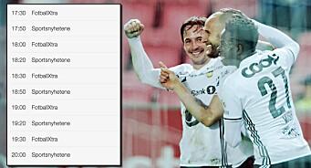 Fotballforbundet saksøker TV 2 etter krangling om nyhetsrett og målklipp under kampene