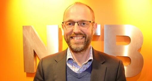 Han skal lede NTB videre: Mads Yngve Storvik (42) hopper av Discoverys OL-tog for å bli toppsjef i nyhetsbyrå