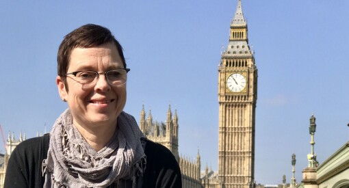 Mari Velsand (48) har jobbet 30 år i norske medier. Nå tar hun med seg denne innsikten på toget til Fredrikstad for å lede Medietilsynet