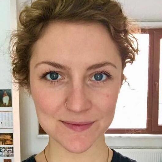 Ingeborg Huse Amundsen (27) skal dekke Midtøsten fra Istanbul.