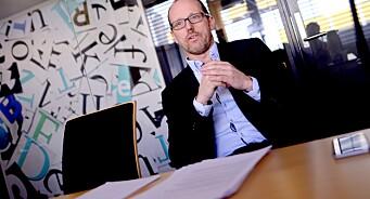 Varslingssak i Mentor Medier: Konsernsjef Per Magne Tveiten ble beskyldt for trakassering mot Vårt Land-redaktør Åshild Mathisen