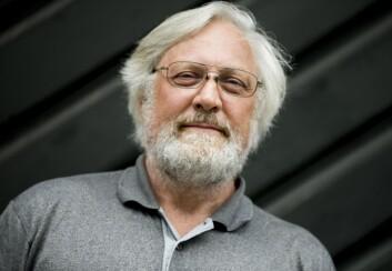 Forsker og forfatter Lars Gule.