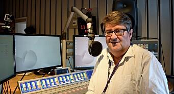 «Påske uten radio», skriver Joacim Lund. Vel, Påskelabyrinten hadde 736.000 lyttere mandag