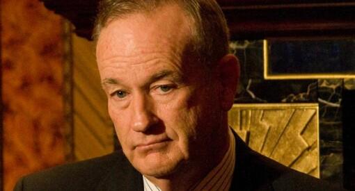 Den enormt populære TV-verten Bill O'Reilly får sparken fra Fox News
