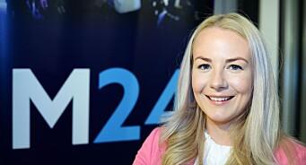 Medier24 vokser videre: Ansetter Julie Hansson (27) som kommersiell leder