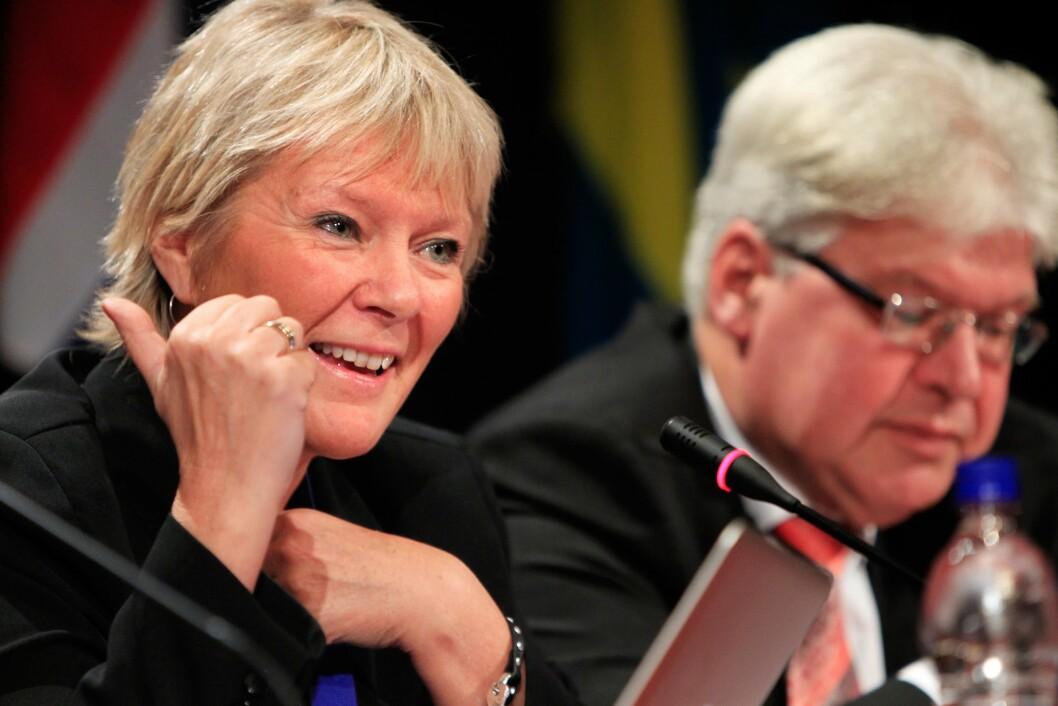 Kristin Clemet får Fritt Ords Honnør for sin innsats for en kunnskapsbasert og saklig offentlig debatt, og for å ha gjort tankesmier til en viktig del av denne.