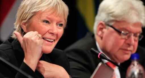 Kristin Clemet får Fritt Ords Honnør for sin innsats for en kunnskapsbasert og saklig offentlig debatt