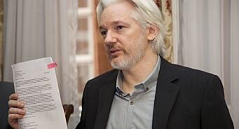 Snuoperasjon etter sterk kritikk: Assange-kunsten kommer tilbake til MCB