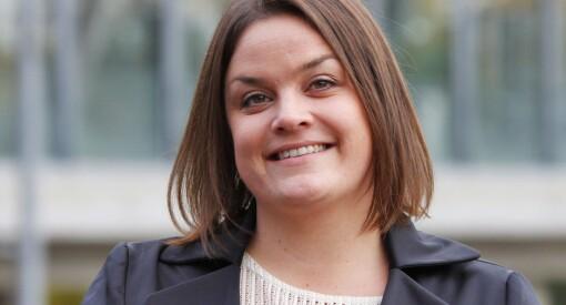 Kommunikasjonssjef Sunniva Ihle Steinstad i Høyre er ny statssekretær for statsminister Solberg