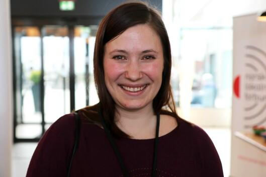 Hanne Fleischer i 1Fm Molde.