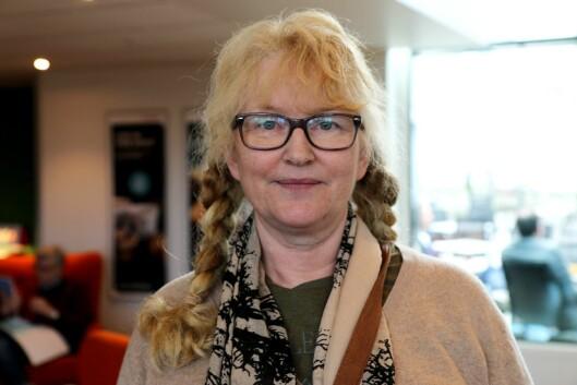 Mai Iren Lund i Radio Luster.