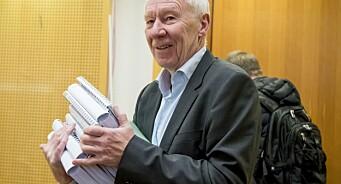 TV 2-sjefer og journalister for retten i dag: Per Kristian Eide krever 6 millioner kroner for ærekrenkelser
