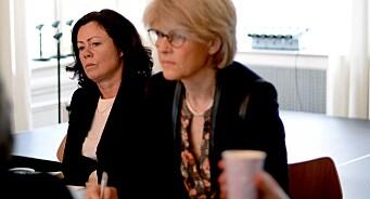 - Helt nødvendig med mer åpenhet i barnevernet, sier statsråd Solveig Horne. I dag fikk hun en fem punkter lang ønskeliste fra pressen