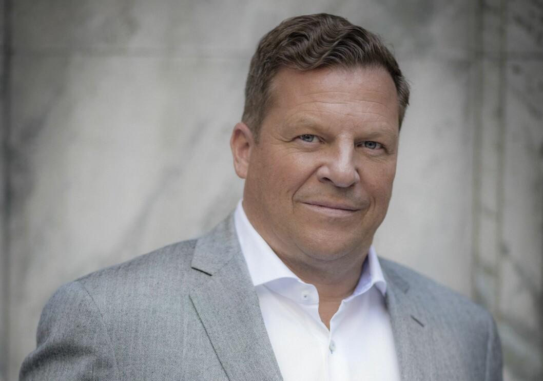 Finansmannen Christen Ager-Hanssen.