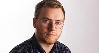 iTromsø rigger seg for valgkampen og satser ungt: Supertalentet Martin Lægland (23) blir politisk redaktør