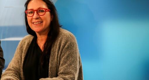 Tone Kunst (60) tenkte at NRK burde ansette noen yngre. Nå har hun likevel takket ja til å bli regionredaktør i nord