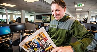 Tester ut bundling i nord: Abonnenter av Polaris-aviser får VGs pdf-avis med på kjøpet