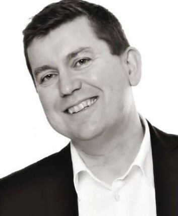 Nyhetsredaktør Arne Sandvik i Bauer Media.