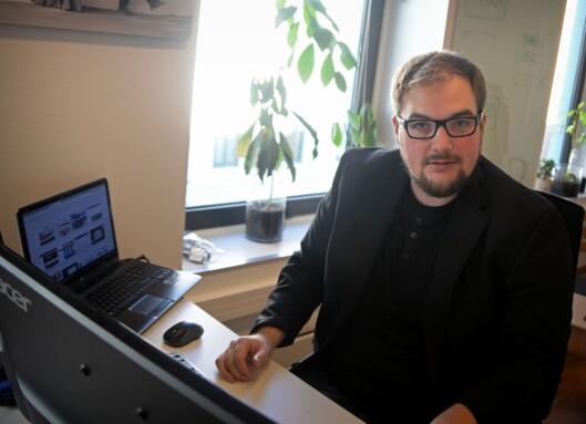 Erik Waatland er vaktsjef og journalist i Medier24..