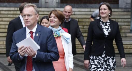 Lokalavisene fikk ikke se den nye Oslo-planen før etter at Aftenposten hadde publisert sin sak. Byrådet brøt loven, mener redaktørforeningen