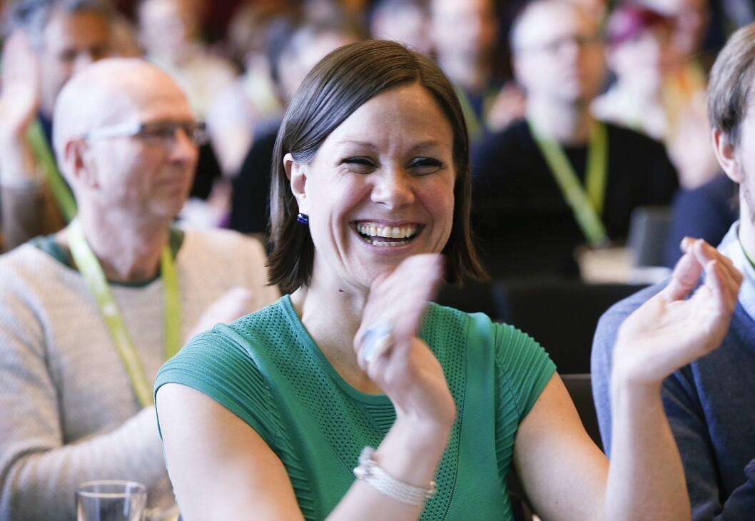 Hanna Marcussen (MDG), byråd for utvikling i Oslo kommune.