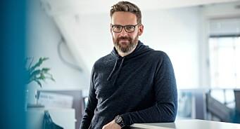 Nicolay Nickelsen hadde aldri sett for seg å begynne i et PR-byrå. Men nå gjør han nettopp det