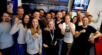 Så glad blir sportsgjengen på Nøstet for dagens gode TV 2-nyhet! Hør hva sportssjefen tenker om fire år med Champions League