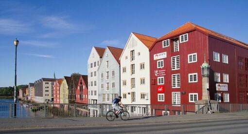 Høyskolen Kristiania legger ned i Trondheim: Fra 2019 er det slutt på blant annet journaliststudiet i byen
