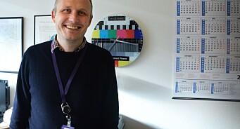 Rune Møklebust konstitueres som regionredaktør i NRK vest