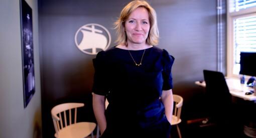 350 personer har signert et opprop til støtte for Vårt Land-redaktør Åshild Mathisen