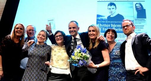 LIVE fra 20.30: Hvem vinner medieprisene i kveld? Følg bransjefesten fra Bergen her