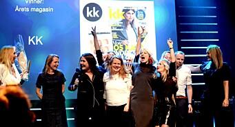 23 mediepriser ble delt ut i Bergen onsdag kveld - se bilder av alle her! Og les hvorfor de vant