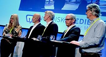 Første TV-toppmøte for Tine og Morten - vi oppsummerte debatten med dem. Se vårt intervju