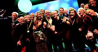 20.30: Hvem vinner medieprisene i Bergen? Se hele showet og prisfesten her!