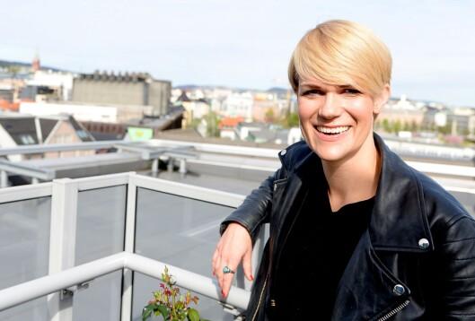 Sigrid Bonde Tusvik leder Gullruten 2017 i Bergen.