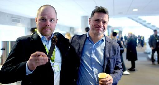 Aftenposten vokser og knalltall for VG. Men mediekrisen «er bare i startfasen», mener Gard Steiro