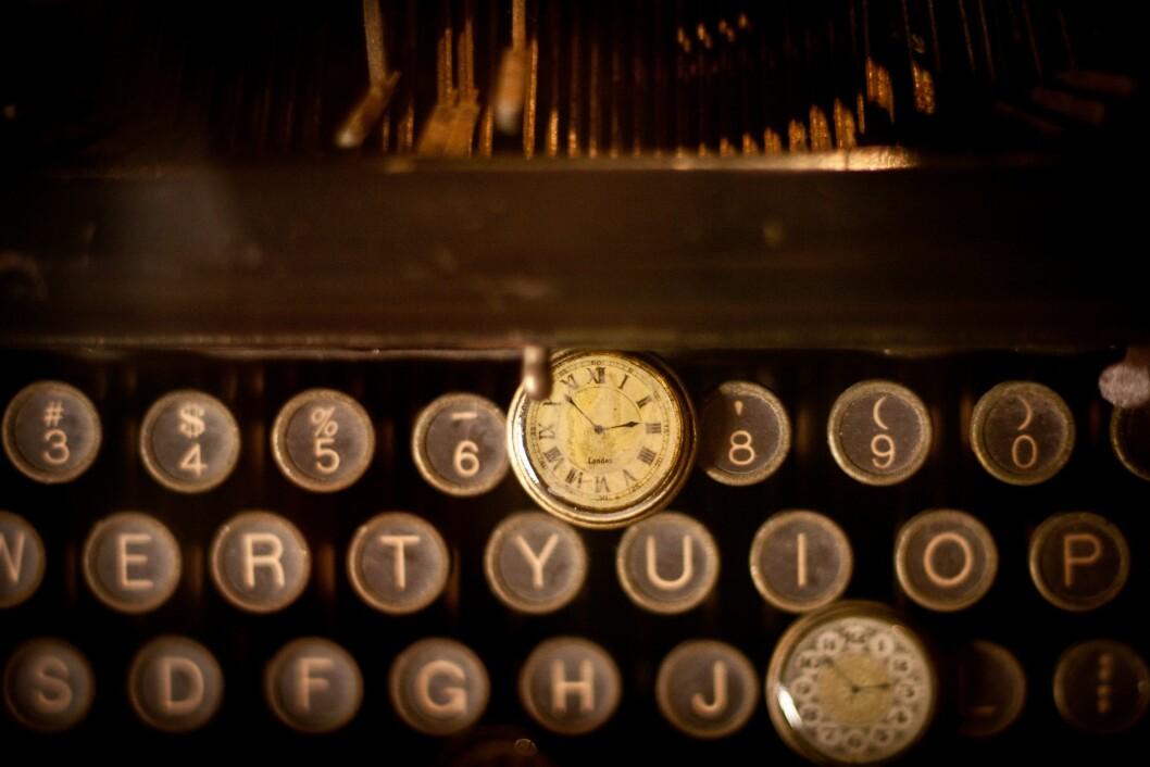Hvordan skrive setninger som flyter?