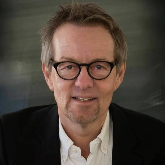 Bård Borch Michalsen, forfatter, spaltist og førstelektor.